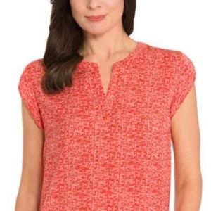 3 for $12 Hilary Radley's ladies printed blouse